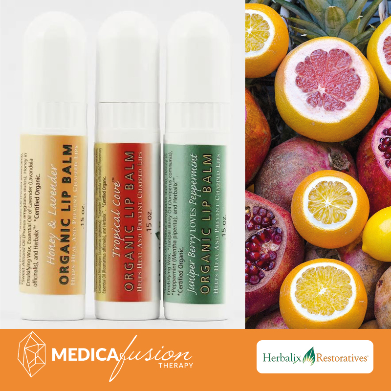 Herbalix Lip Balm - Tropical Cove